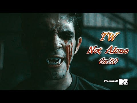 Teen Wolf   Not Alone [6x20]