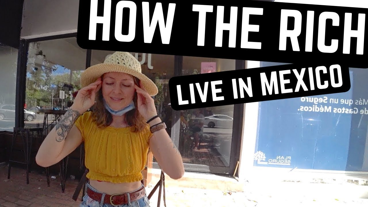 Living like a MULTI-MILLIONAIRE in MERIDA MEXICO for 24 Hours