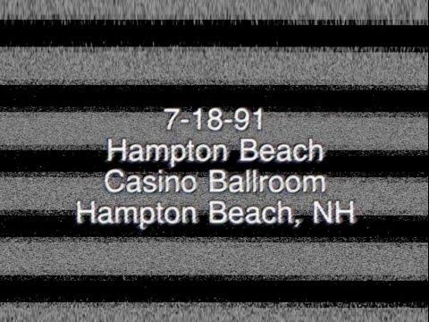 Phish (7/18/91) Casino Ballroom, Hampton Beach, NH w/ Giant Country Horns