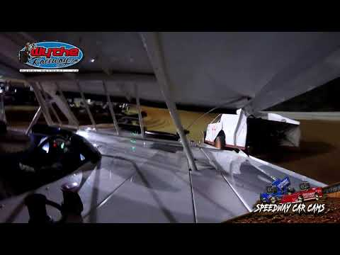 Quick DASH #22 Kenny Peeples JR - Mid-East Modified Tour - 8-31-19 Wythe Raceway - In-Car Camera