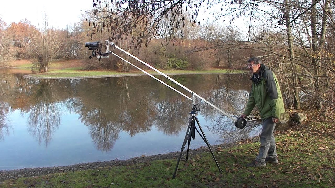 Kamerakran selber bauen