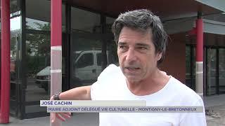 Montigny-le-Bretonneux : Mise aux normes accessibilité de la Salle Jacques Brel