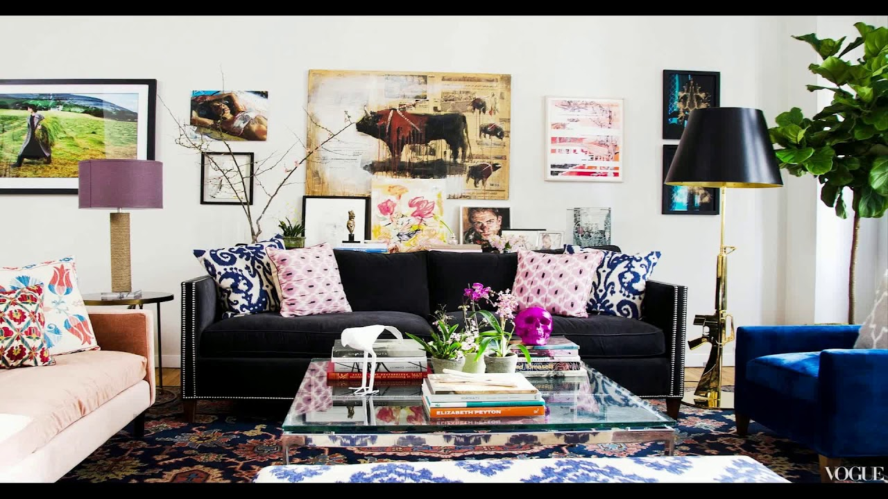 Design Ideas Black Leather Couch, Living Room Decorating Ideas With Black Leather Furniture