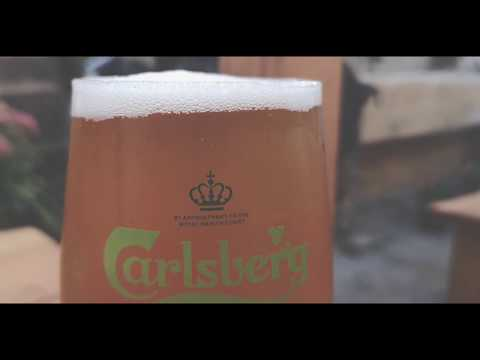 Carlsberg Unfiltered Launch