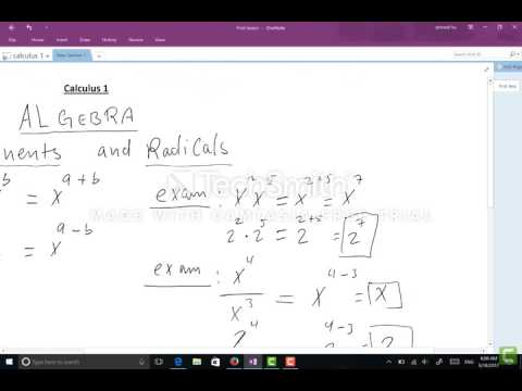 somali Calculus 1 darsiga 2