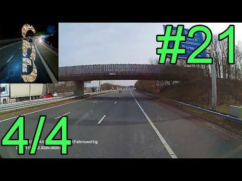 Führerstand LKW #21 Teil 4/4 (Holland) Führerstandsmitfahrt