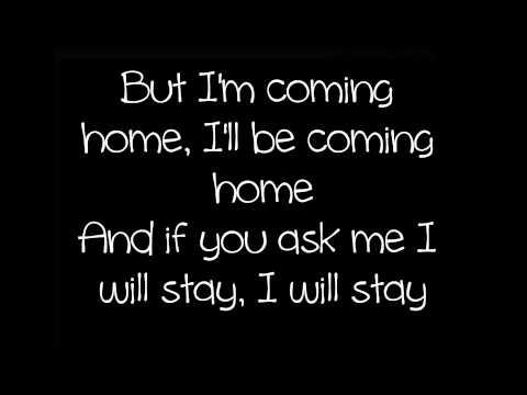 Miley Cyrus - Stay ( Lyrics )