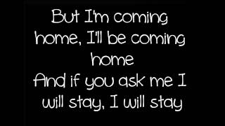 Miley Cyrus - Stay ( Lyrics )