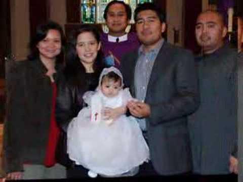 Isabelle Baptism
