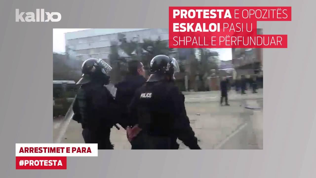 Arrestimet e Para