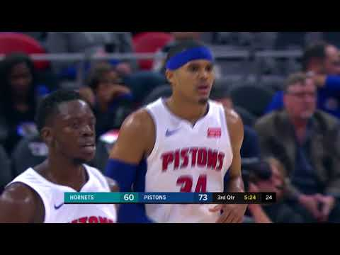 Charlotte Hornets vs Detroit Pistons: October 18, 2017