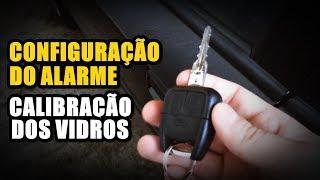 Dica Chevrolet - Configurar alarme e calibração dos vidros - Astra, Zafira, Vectra