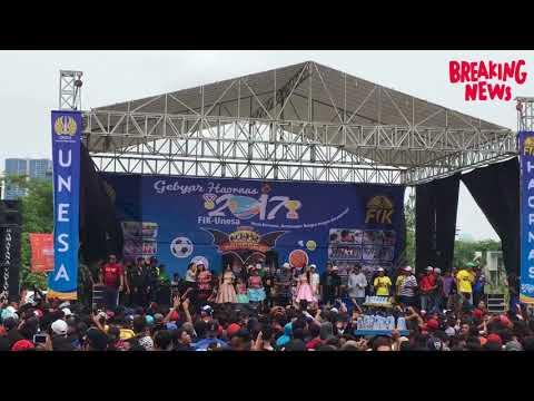 New Kampret Luka Lama Desi Talitha feat Broden Live Unesa Surabaya