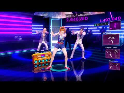 Dance Central 3 - 1, 2 Step (Hard) - Ciara ft. Missy Elliot - *FLAWLESS*