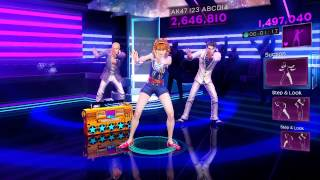 Dance Central 3 - 1, 2 Step (Hard) - Ciara ft. Missy Elliot - *FLAWLESS*
