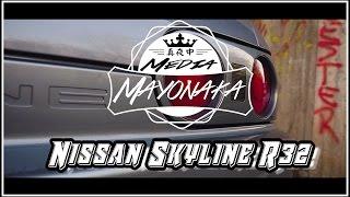Nissan Skyline R32 GTS-t Car Porn for Nightshift.jp