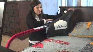 BabyHome Side Light Bed Rail Review by Baby Gizmo