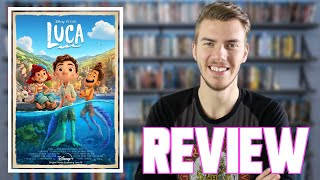 Luca (2021) - Movie Review