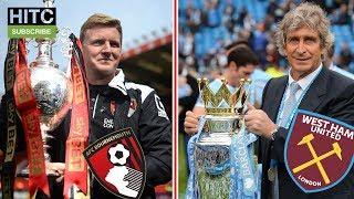 YOUR Manager's Greatest Achievement   EVERY Premier League Club