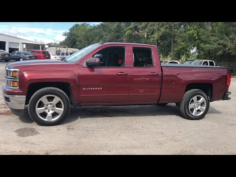2015 Chevrolet Silverado 1500 Ocala, Gainesville, Leesburg, The Villages, Crystal River, FL OT40116A