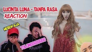 Download lagu TOLONGGG | Reaction LUCINTA LUNA ft Dede Satria - TANPA STATUS ( Video Official ) MP3
