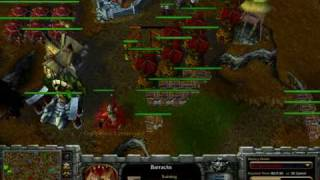 Warcraft III: Pandaria custom map
