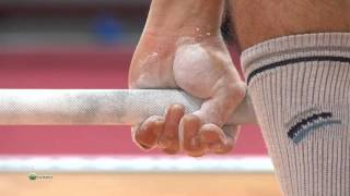 BERNA GONZALEZ Carlos Andres 3j 150 kg cat. 56 World Weightlifting Championship 2013