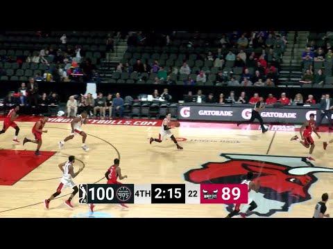 Cristiano Felicio Posts 22 points & 13 rebounds vs. Raptors 905