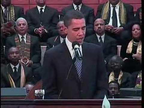 Barack Obama Speaks at Dr. King