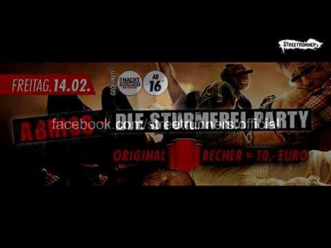 Abriss - Die Sturmfrei Party (Fr. 14.02.2014) Der Rappende Flyer by The Streetrunners!!!