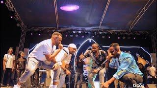 Cheki Lord Eyes/Joh Makini wakichana na Live Band : Tigo Fiesta Mwanza