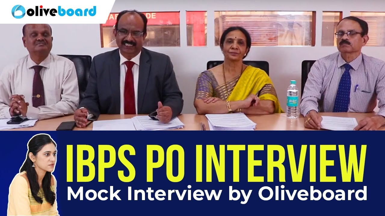 Bank Interview Preparation | IBPS PO Mock Interview Questions & Answers