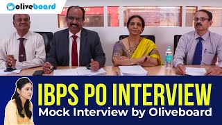 Bank Interview Preparation   IBPS PO Mock Interview Questions & Answers