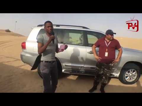 DUBAI desert safari-WATCH ALL THE ADVENTURE LIVE ON KOFI TV