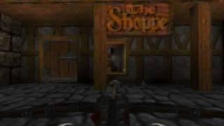 Hexen II Assasin Gameplay Widowmaker difficulty