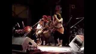 afro dance in fela day