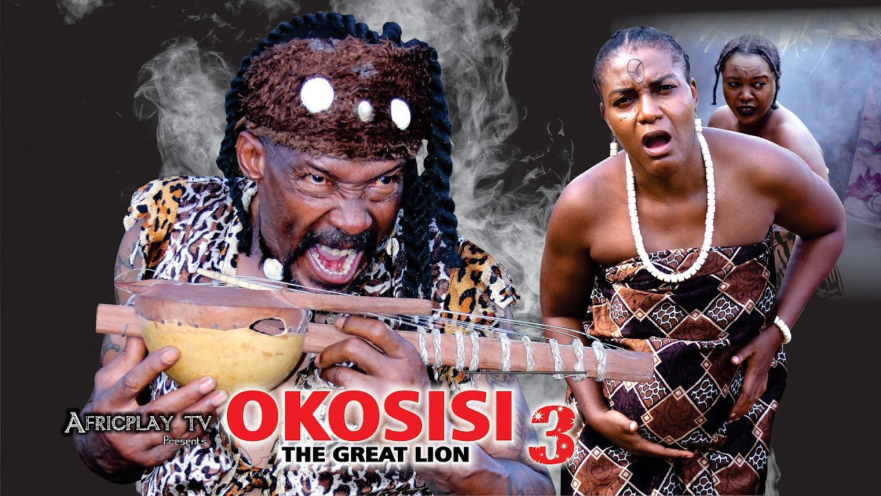 Download OKOSISI THE GREAT LION 3; Best And Latest Nollywood Epic Movie