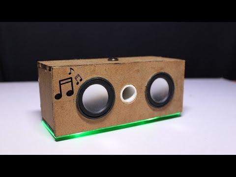 How to make a Bluetooth Speaker With MDF Wood