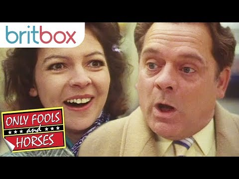 When Del First Met Raquel | Only Fools And Horses