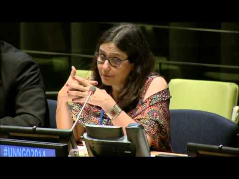 The Global Partnership for Sustainable Development - 65th Annual UN DPI NGO Conference
