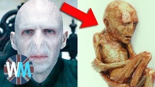 《哈利波特》中十大惊人隐藏信息 Top 10 Incredible Hidden Meanings in Harry Potter