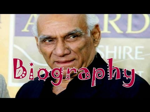 Yash Chopra Biography | Yash Chopra Birthday Wish | Yash Chopra Biopic