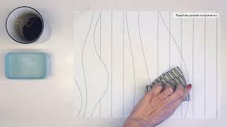 Limpeza Papel de Parede - Café - HOUSED Wallpapers