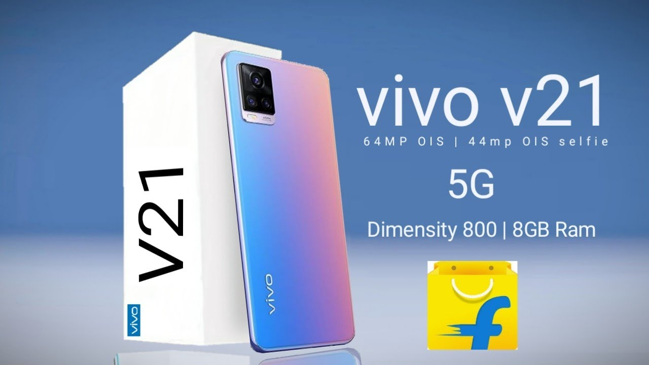 Vivo V21 5g | 44MP OIS Front Camera | Dimensity 800u | 90hz Super Amoled Display | India launch date