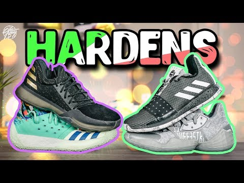 comparing-the-harden-signature-shoe-line!-what's-the-best?!