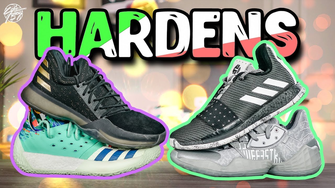 Harden Signature Shoe Line