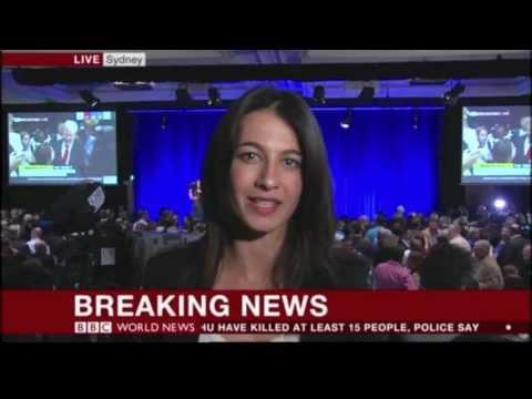BBC World News: Breaking News- Australian Election 2013 [07.09.13]