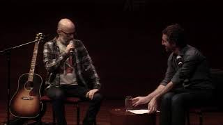 Prof. Moran Cerf in conversation with Moby