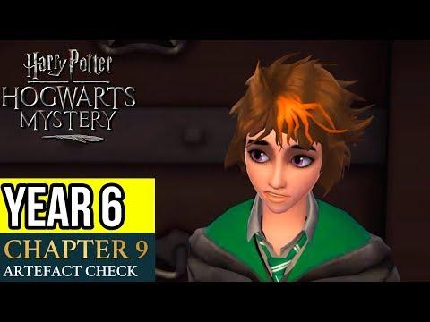 Harry Potter: Hogwarts Mystery   Year 6 - Chapter 9: MERULA, JUST ADMIT IT!