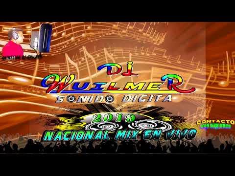 Nacional Mix 2019 Dj Wuilmer Mezclas En Vivo